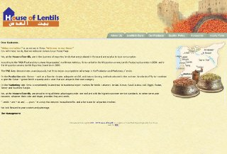 House Of Lentils